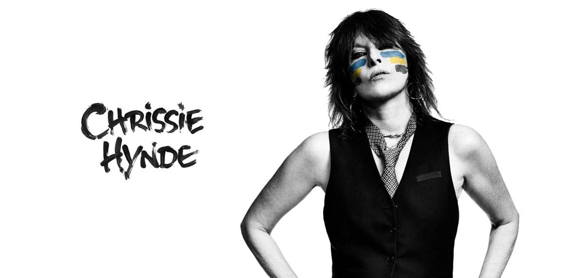 Την αυτοβιογραφία της ετοιμάζει η Chrissie Hynde!