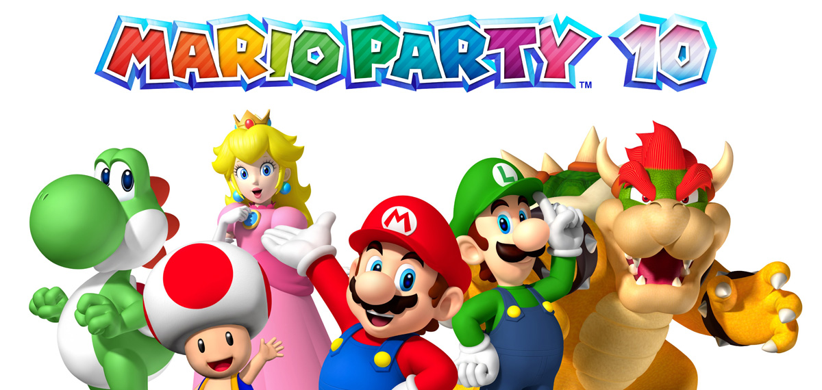 Mario Party 10: Tο video game της παρέας!