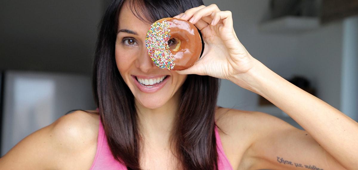Sweet & Skinny, τα γλυκά μυστικά της Marisa Churchill!