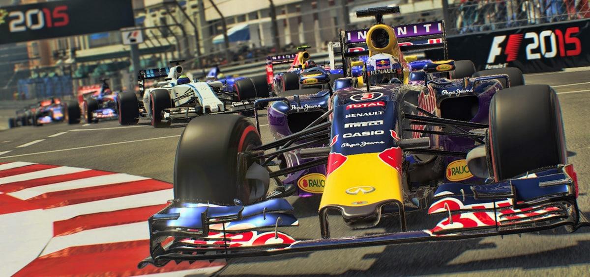 H Codemasters ανακοίνωσε το F1 2015 video game