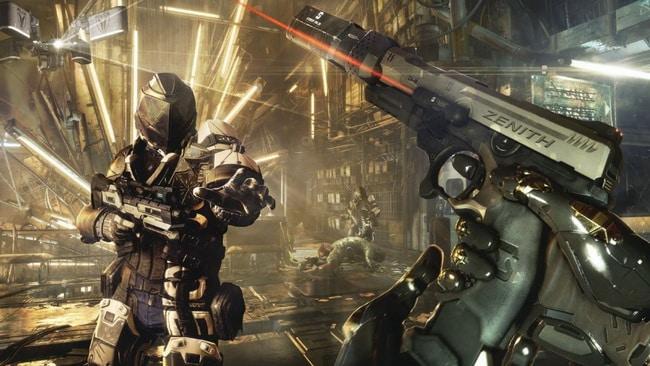Ανακοινώθηκε το Deus Ex: Mankind Divided