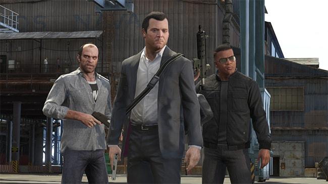 Καταφθάνει το Grand Theft Auto V στα PCs!