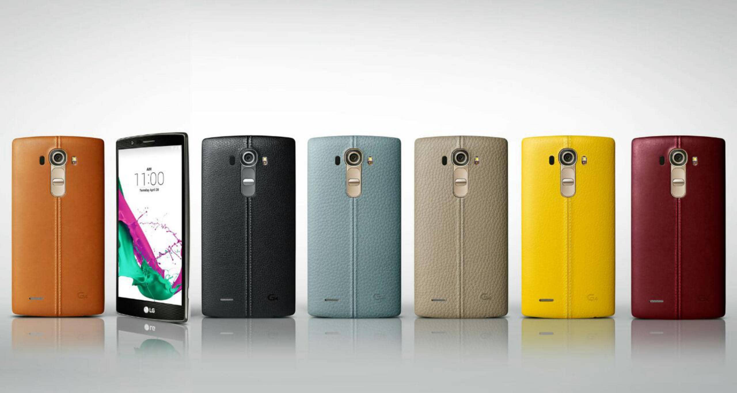 Αποκαλύφθηκε το LG G4