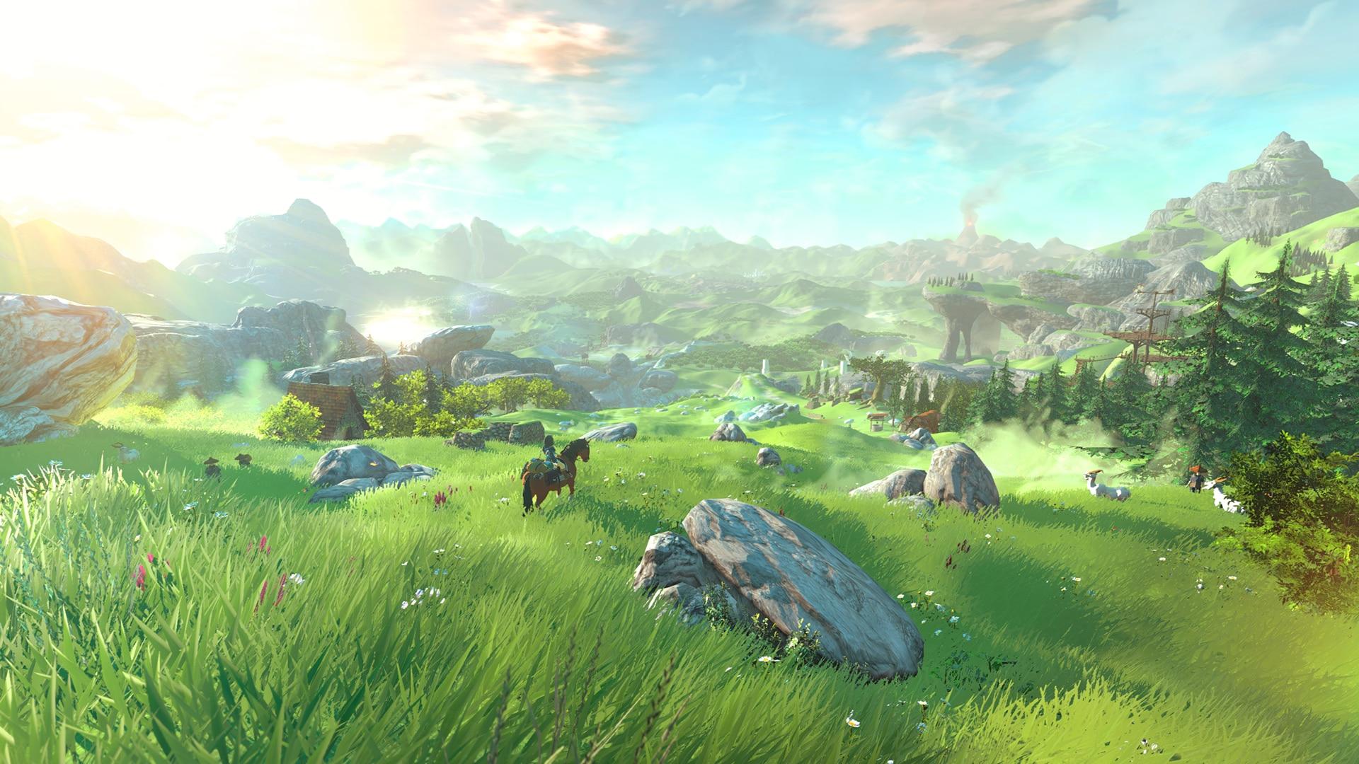 Χάνει το 2015 το Legend of Zelda του Wii U