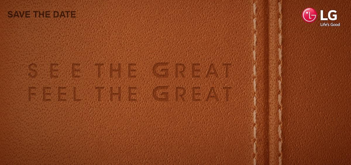 Στις 28 Απριλίου παρουσιάζεται το νέο LG G smartphone