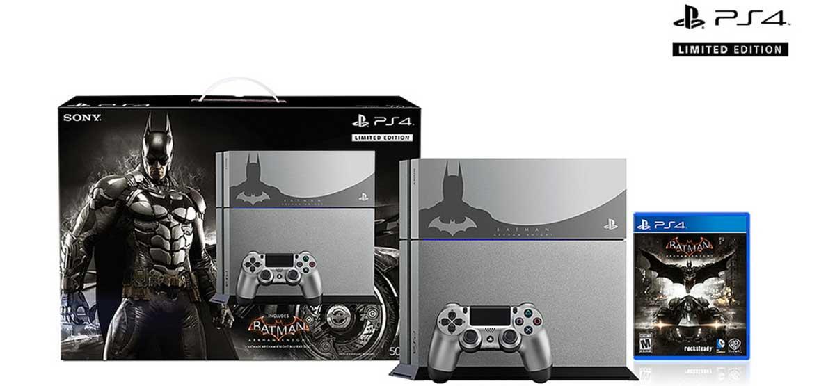 Video για την Batman: Arkham Knight PS4 κονσόλα