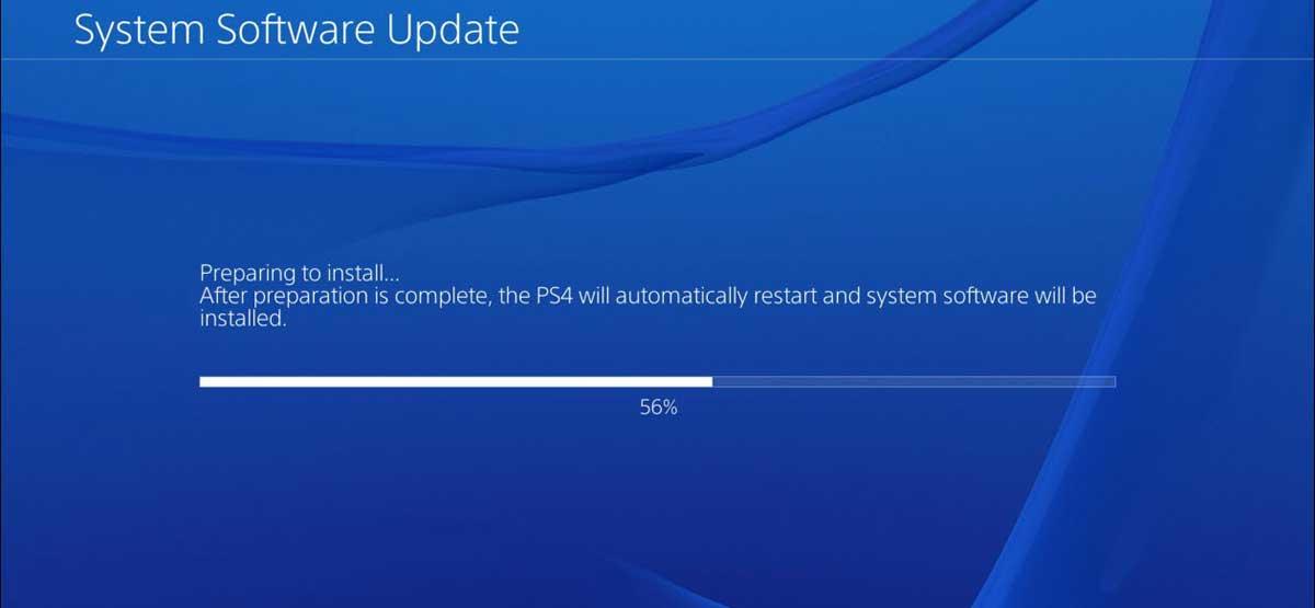 Διαθέσιμο το 2.50 firmware update του PS4
