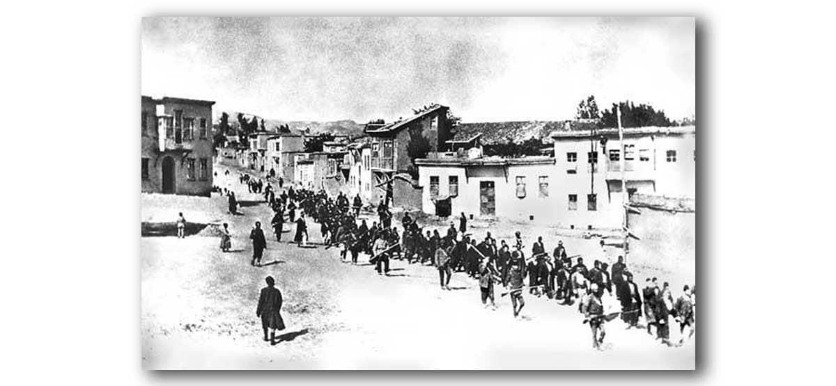 """""""Το κουτί των αναμνήσεων"""": Γενοκτονία των Αρμενίων"""