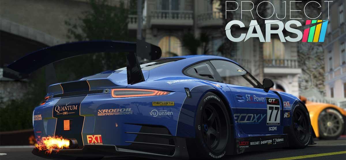Έρχεται το Μάιο το νέο game Project CARS