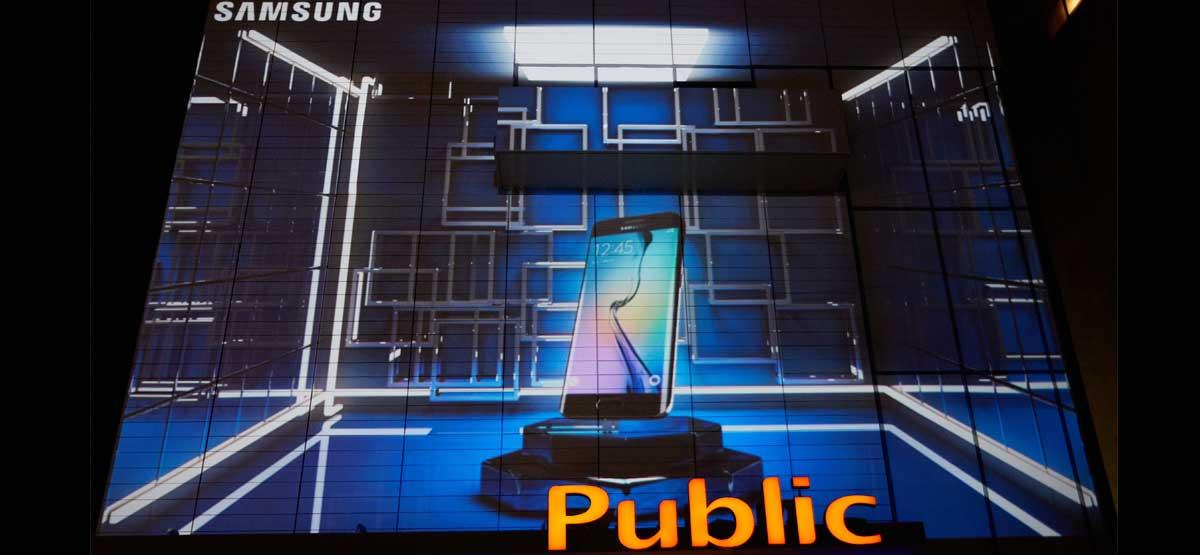 3D Yπερθέαμα με τα Samsung Galaxy S6!