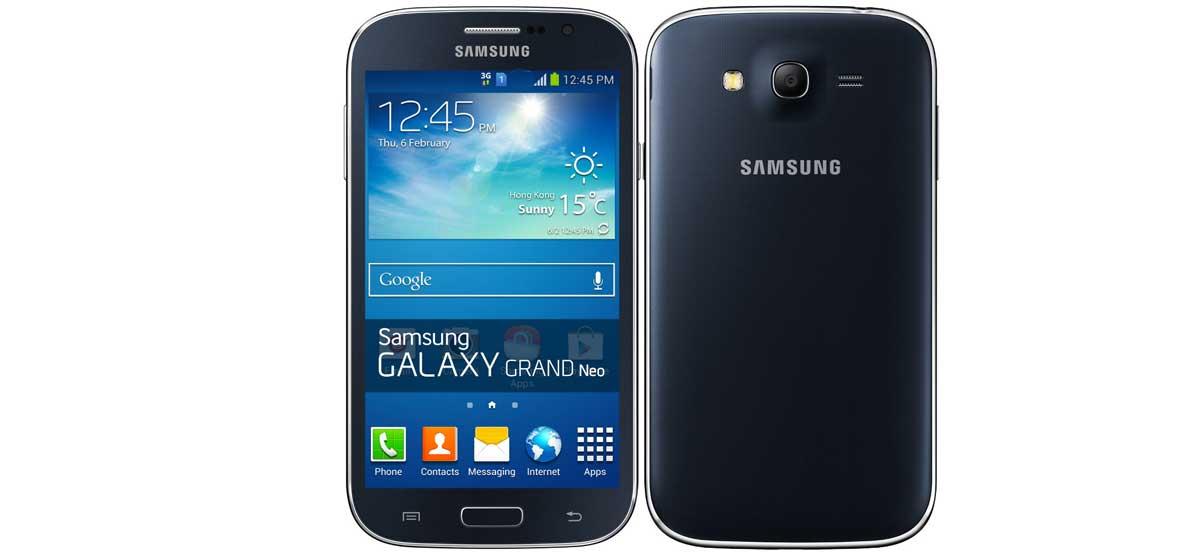 Samsung Galaxy Grand Neo: Προσιτό, πρακτικό & σέξι