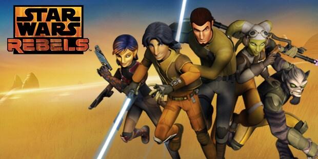Star Wars Rebels: Το πιο φανταστικό διαστημικό έπος!