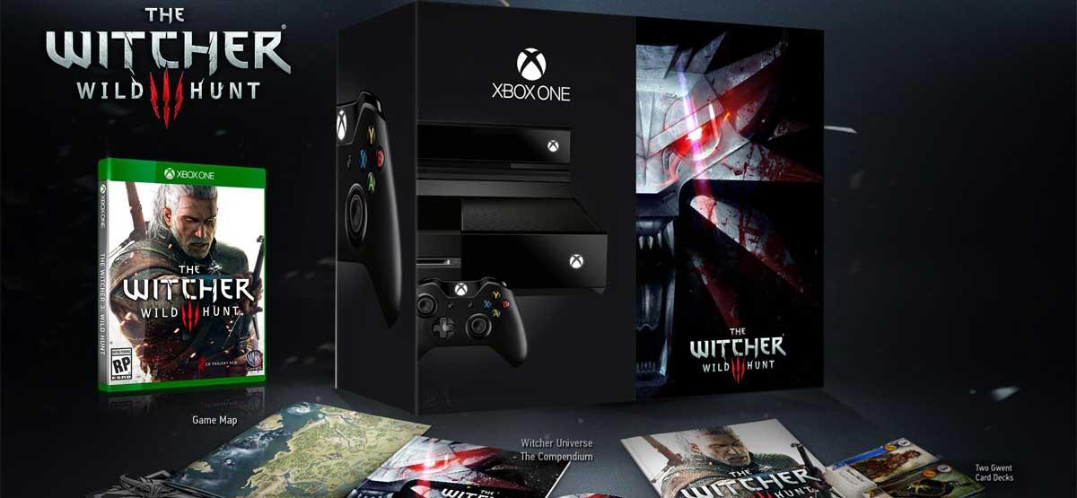 Έρχεται πακέτο Xbox One με το Witcher 3