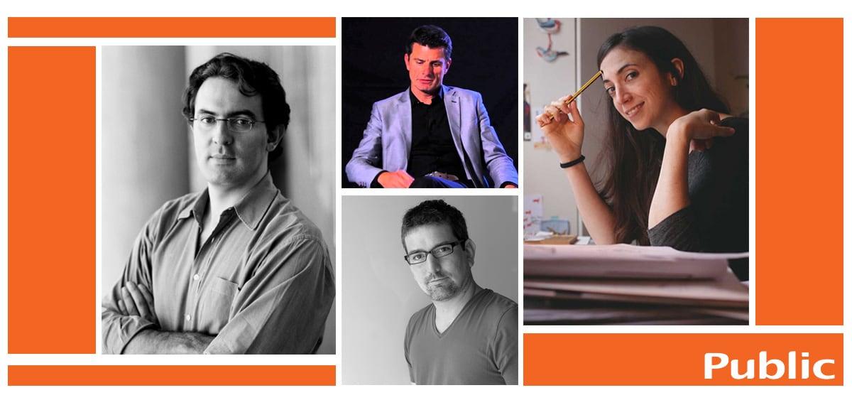 Διακεκριμένοι ξένοι συγγραφείς τον Ιούνιο στα Public!