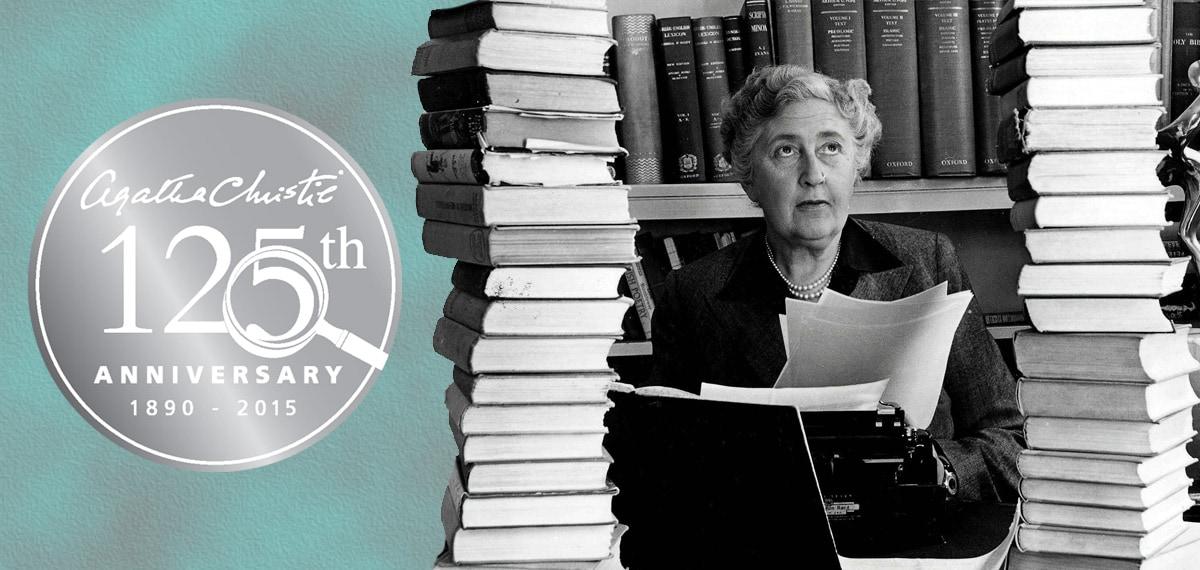 125 χρόνια Agatha Christie και αστυνομικό μυθιστόρημα