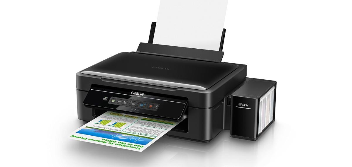 Epson Ink Tank System L365: Το πολυμηχάνημα που τα κάνει όλα!