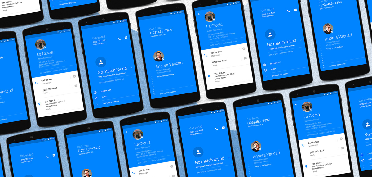 Facebook Hello, ο αντίπαλος του Android Dialer