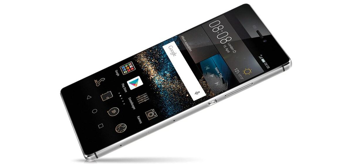Παρουσιάστηκαν τα Huawei P8 και Huawei P8 Max