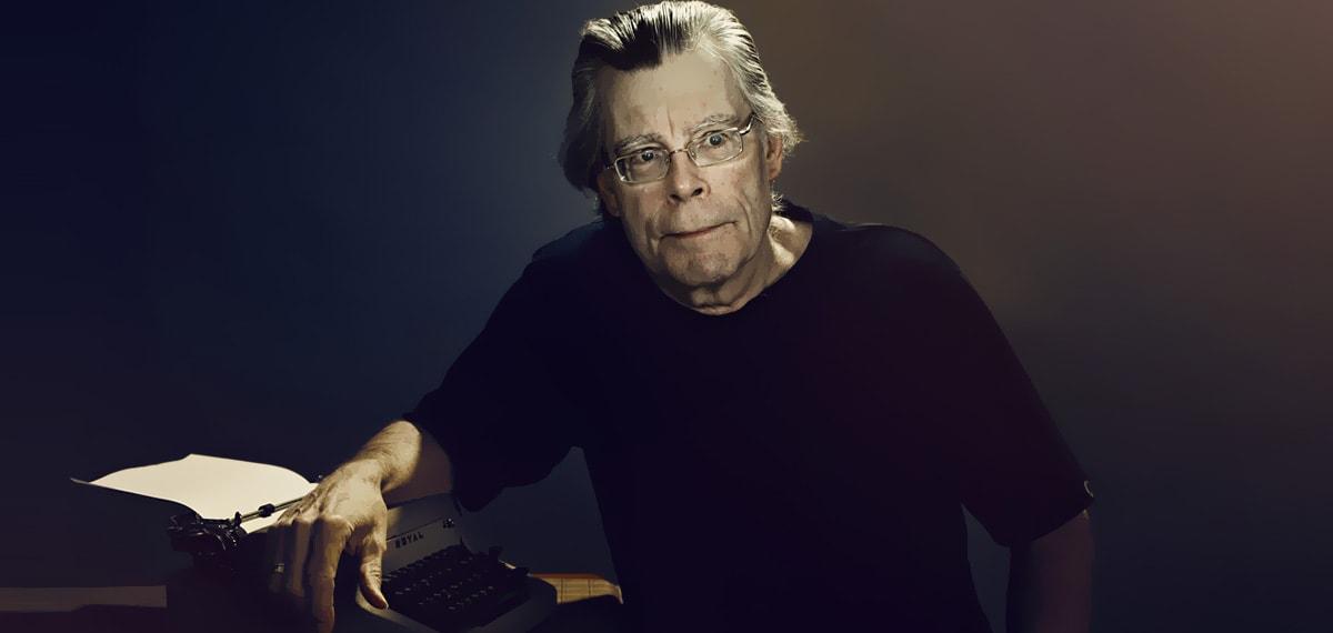 Ποιος είναι τελικά ο Stephen King; Θέλετε να μάθετε;