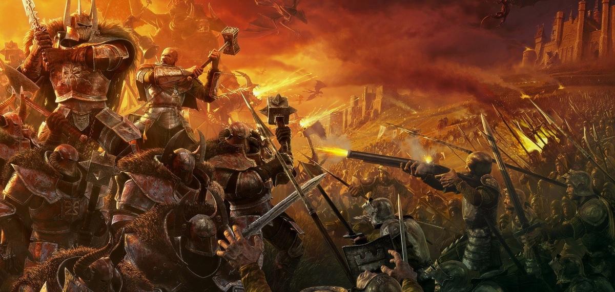 Ανακοινώθηκε το Total War: Warhammer