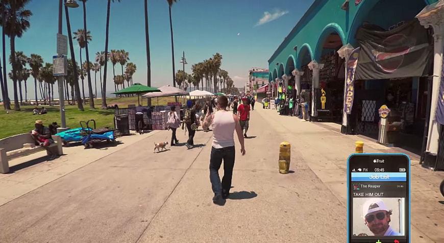 To Grand Theft Auto 5 στην πραγματική ζωή
