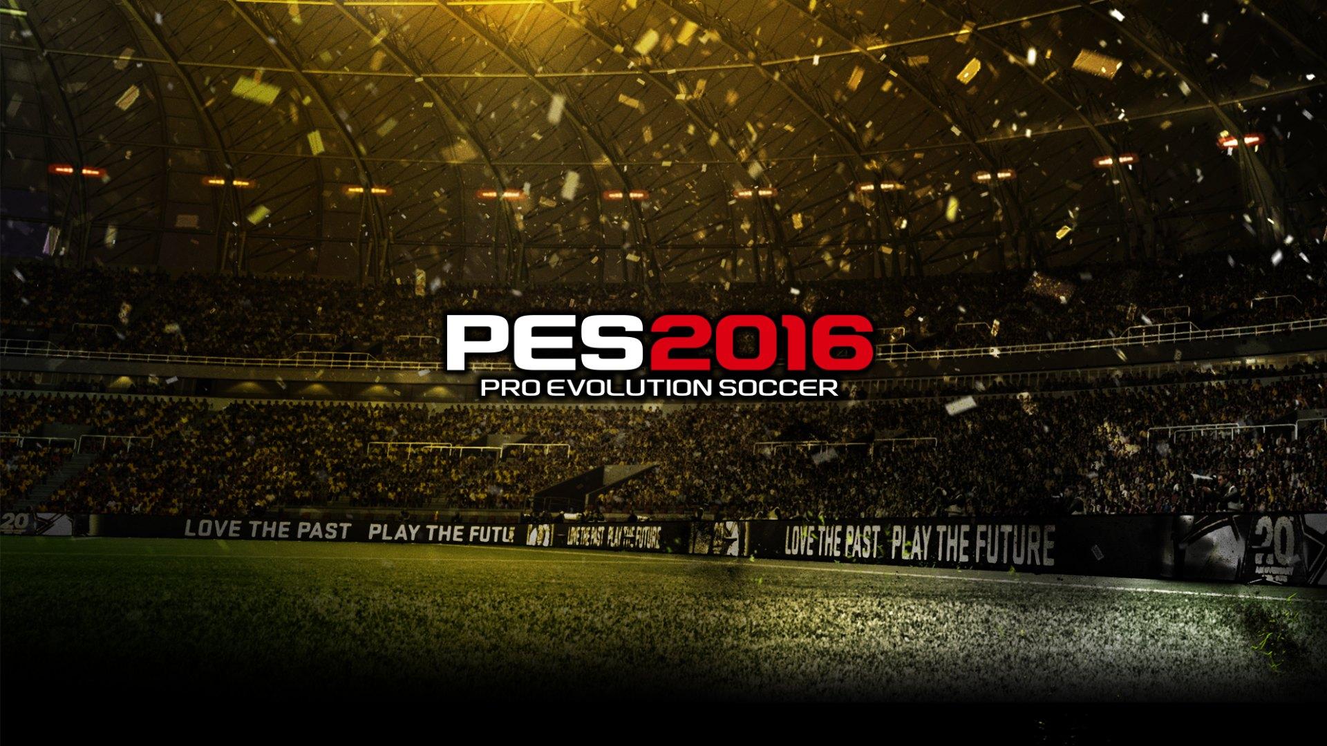 Πρώτο teaser για το PES 2016