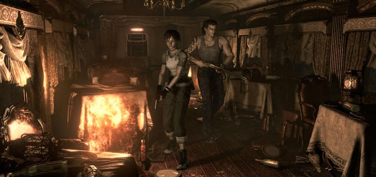 Ανακοινώθηκε το Resident Evil Zero HD Remaster