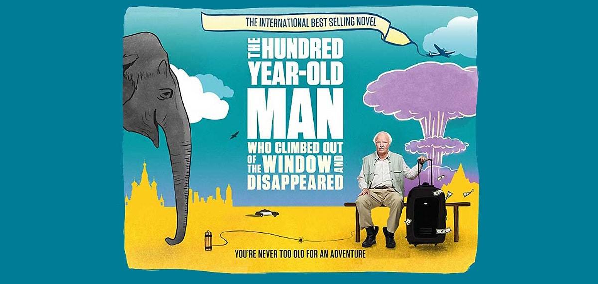 Ο 100χρονος που πήδηξε από το παράθυρο κι εξαφανίστηκε!