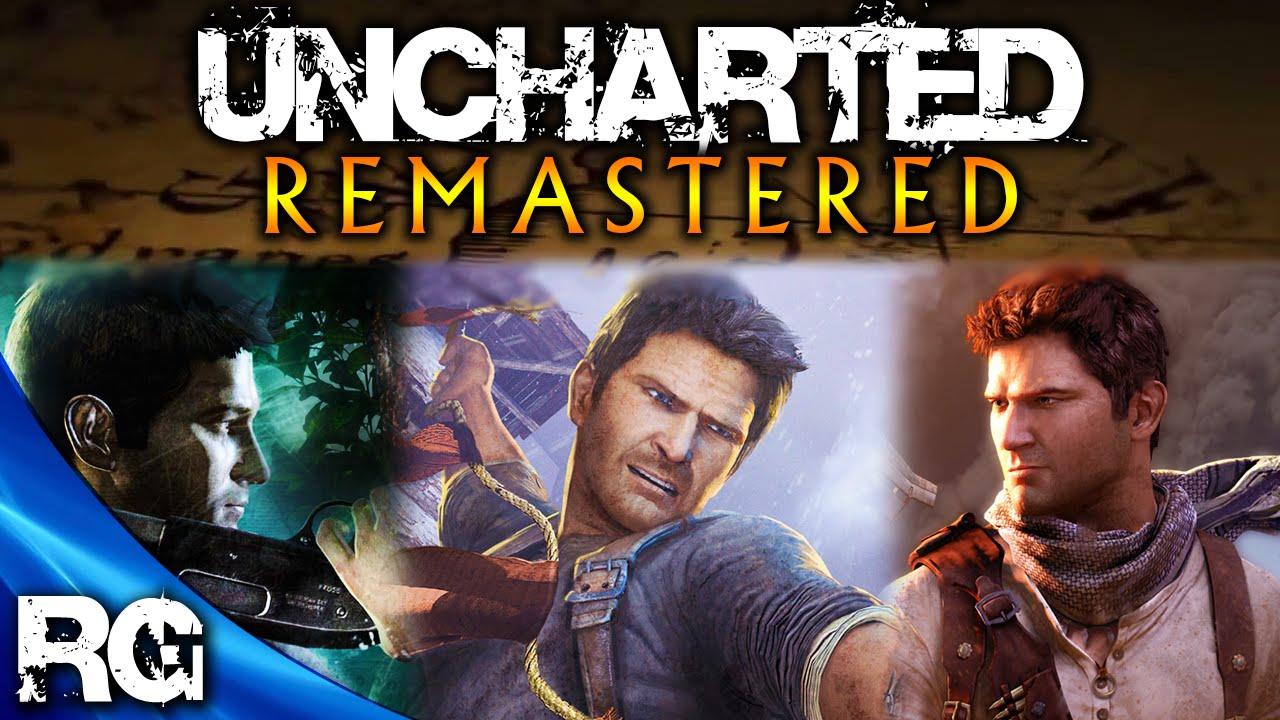 Έρχεται συλλογή Uncharted στο PS4