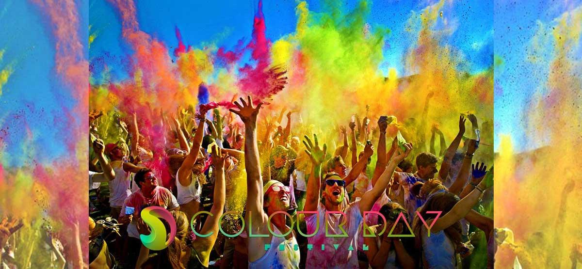 Η μεγαλύτερη γιορτή χρωμάτων στην Ελλάδα!