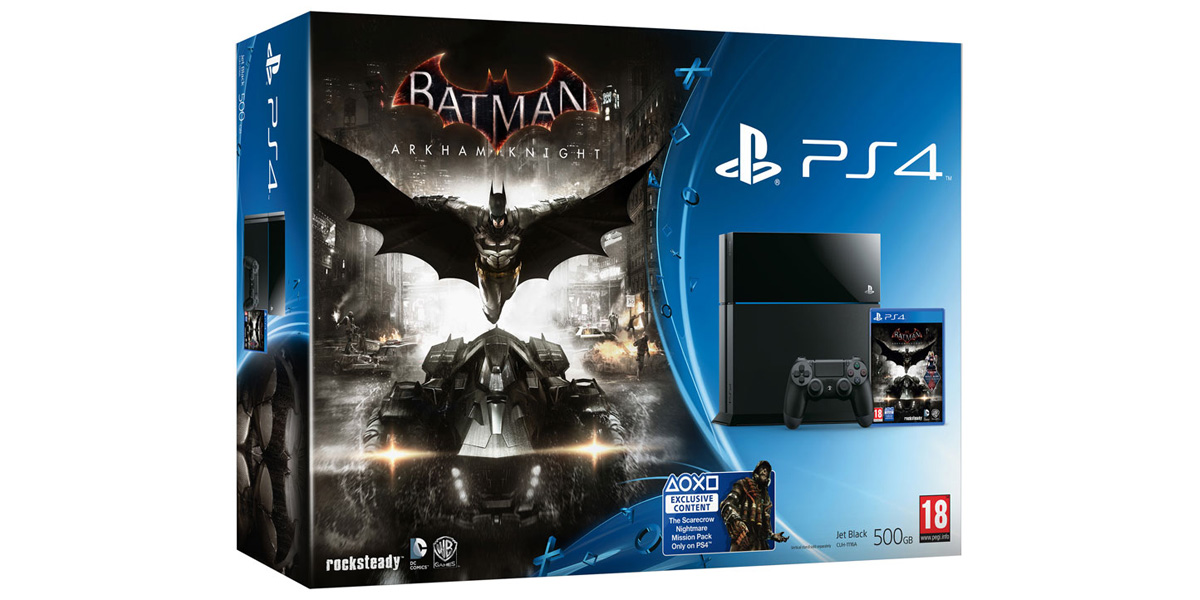 Στα Public PS4 με BATMAN Arkham Knight 399€!