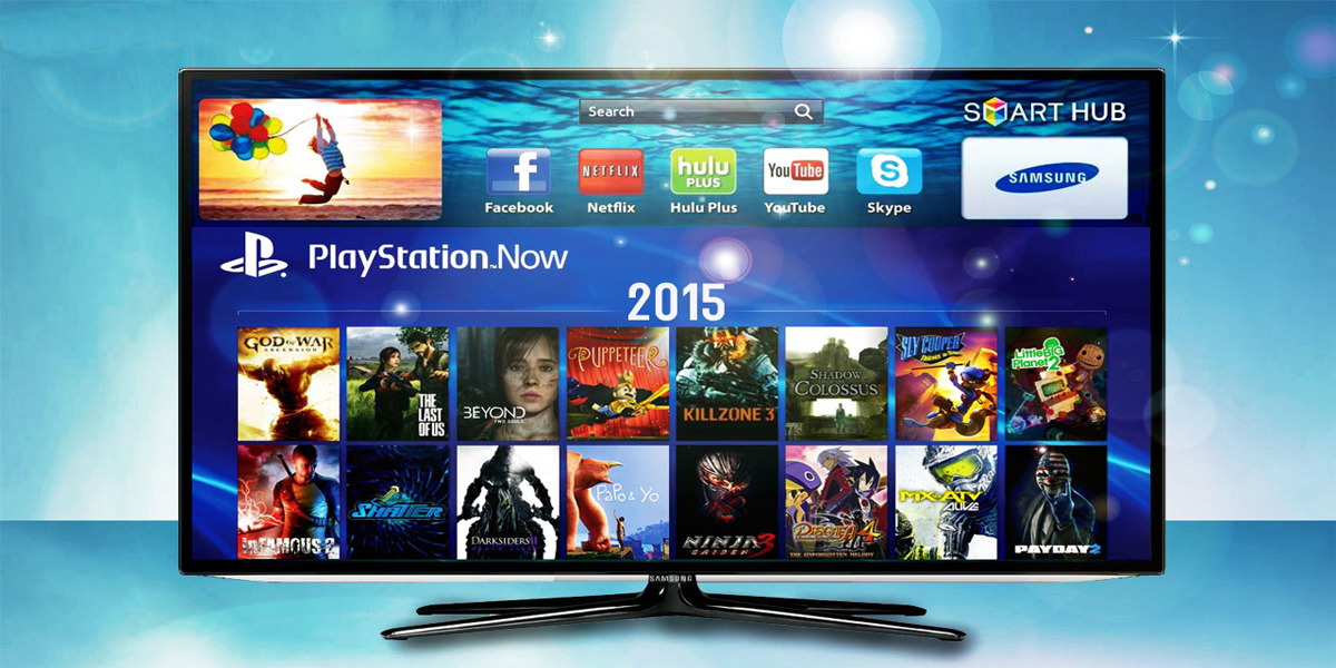 Στις Samsung Smart TVs το PlayStation Now