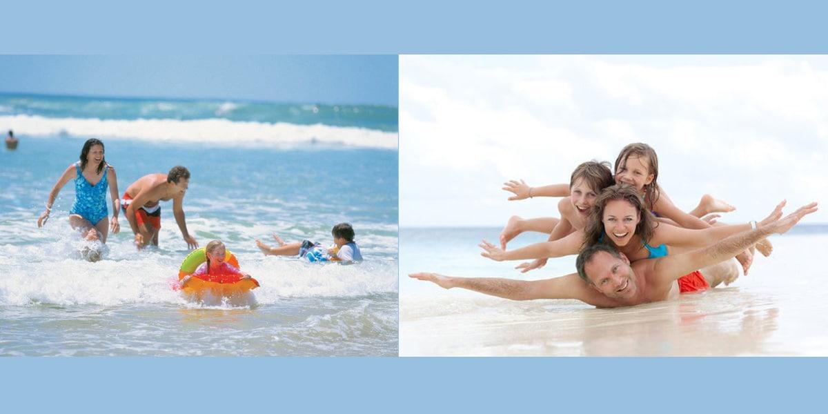 Είσαι γονιός; Προετοιμάσου για την παραλία!