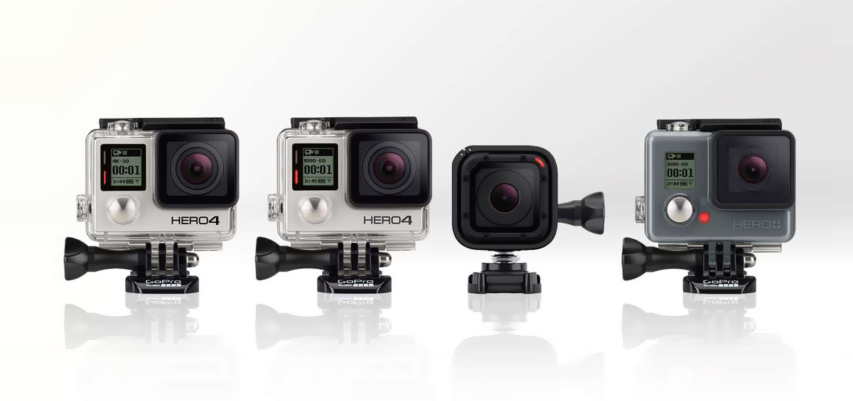 GoPro: Οι απόλυτες action cams!