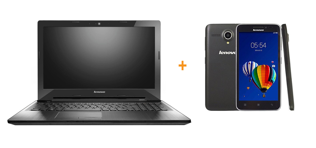 Το πανίσχυρο Lenovo Z50-75 με δώρο smartphone!