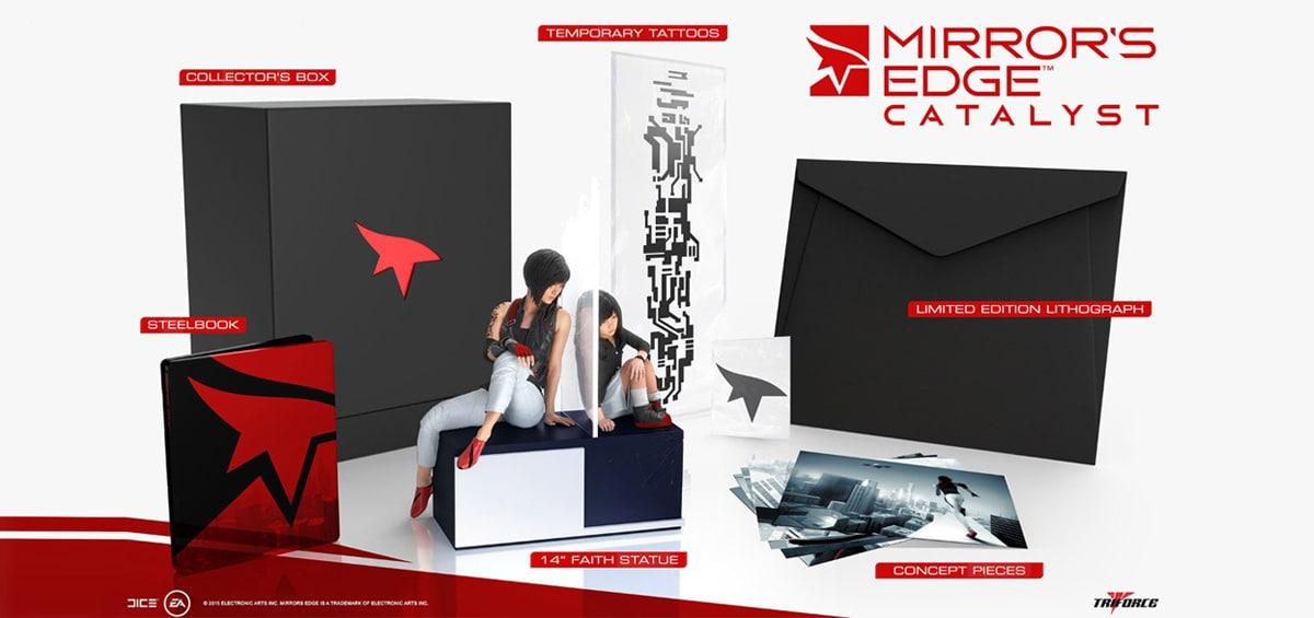 Mirror's Edge Catalyst, η συλλεκτική έκδοση!