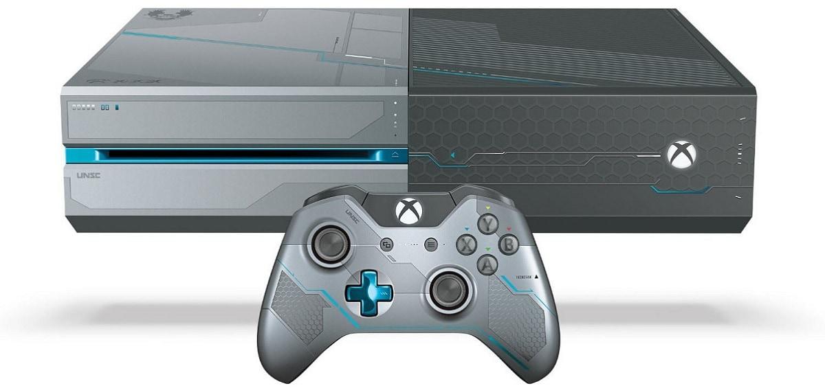 Halo 5 Xbox One κονσόλα έρχεται στα καταστήματα
