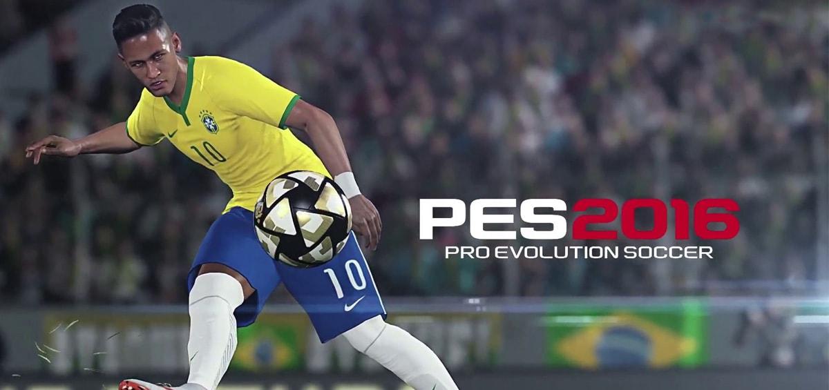 Στα 1080p το PES 2016 σε PS4 και Xbox One