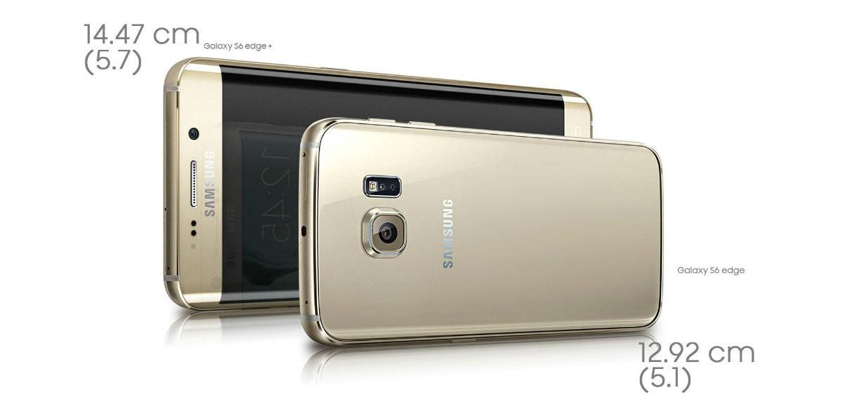 Ανακοινώθηκαν τα Samsung Galaxy S6 Edge Plus & Note 5