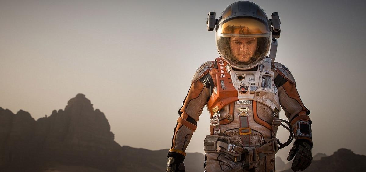 """""""Ο Άνθρωπος στον Άρη"""" προσγειώνεται στη μεγάλη οθόνη!"""