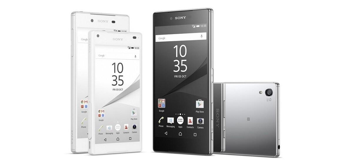 IFA 2015: Sony Xperia Z5: Η τριπλέτα κορυφής της Sony