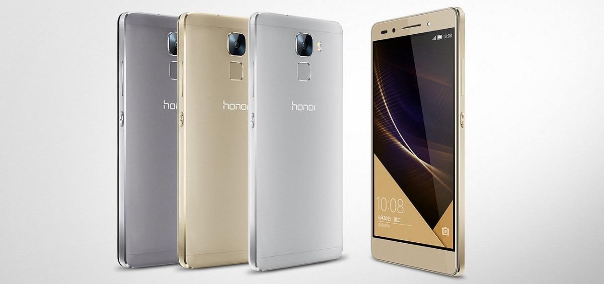 IFA 2015: Huawei Honor 7: Mid-range στην τιμή αλλά με… ισχυρά specs!