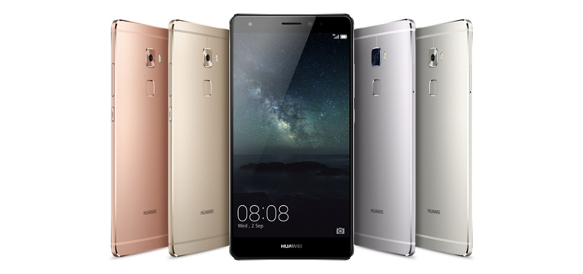 IFA 2015: Huawei Mate S: H νέα ναυαρχίδα της κινεζικής εταιρείας