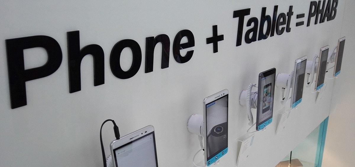 IFA 2015: Lenovo Phab Plus: H αποθέωση των phablets!