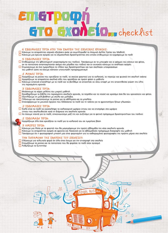checklistTELIKO5