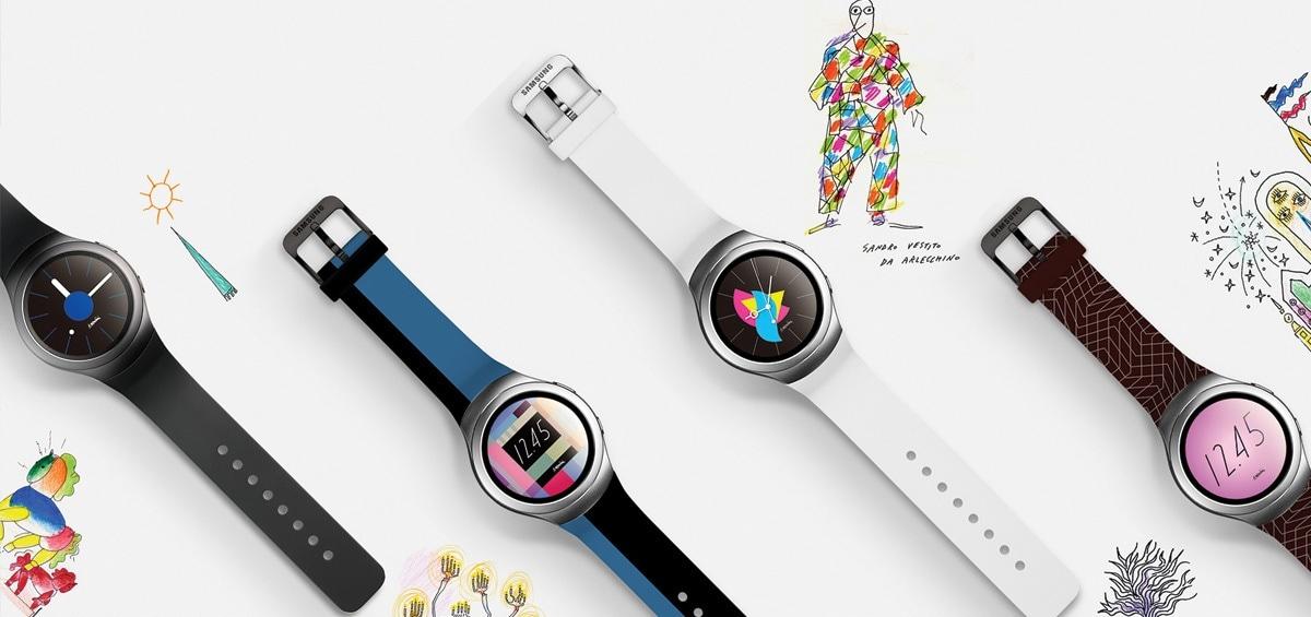 IFA 2015: Samsung Gear S2: Ένα δυναμικό wearable!