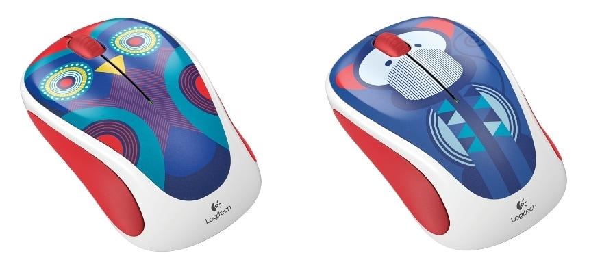 Δώσε χρώμα στη ζωή σου με τα νέα ασύρματα ποντίκια της Logitech!
