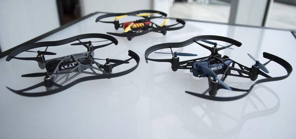 Τα Parrot Minidrones έρχονται στα Public!