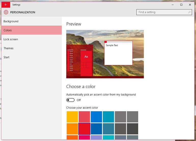 start-colors