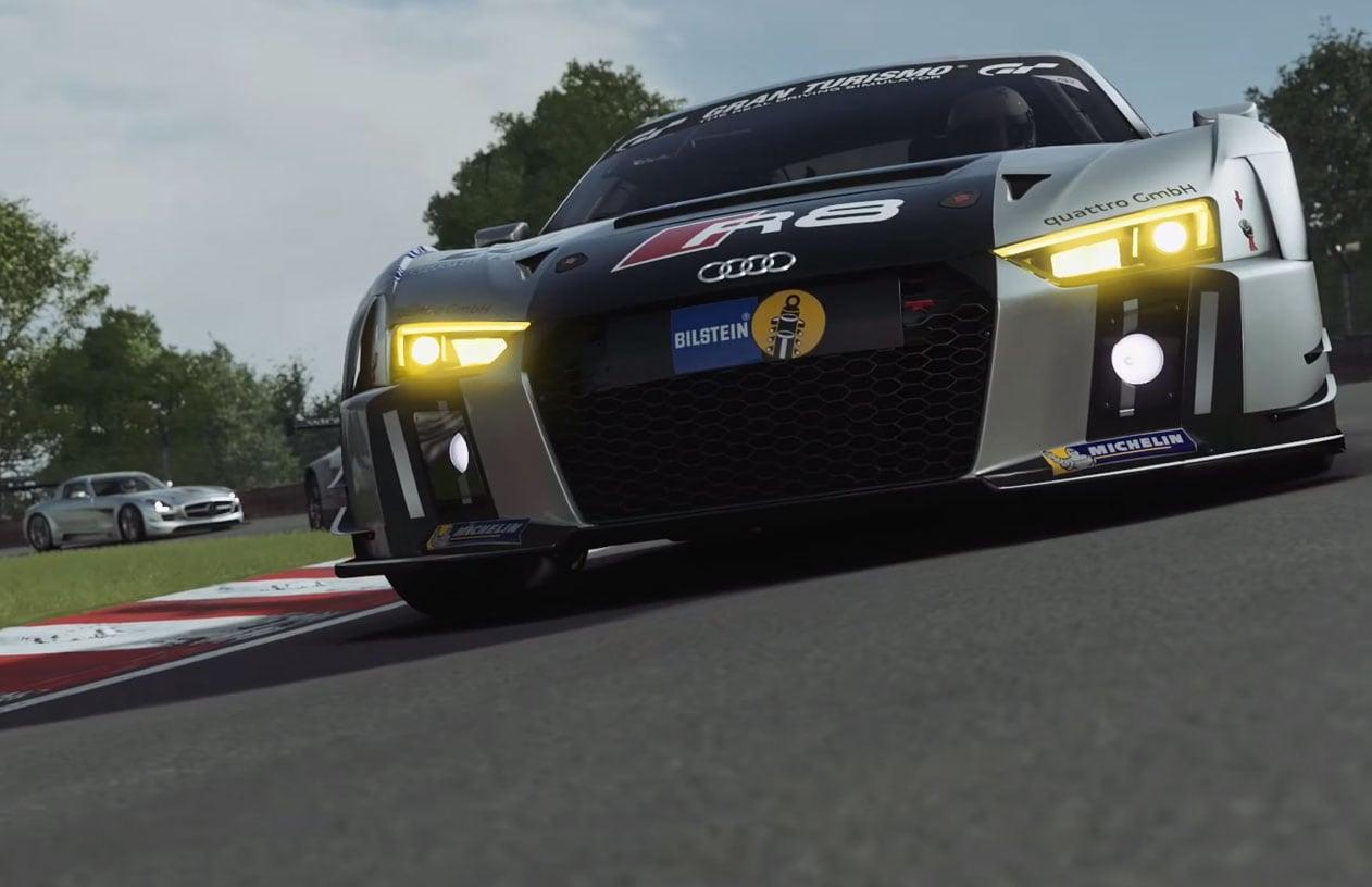 Ανακοινώθηκε το Gran Turismo Sport